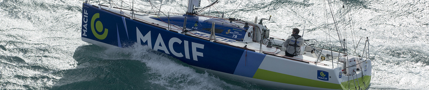 La Solitaire URGO – Le Figaro (coefficient 6)