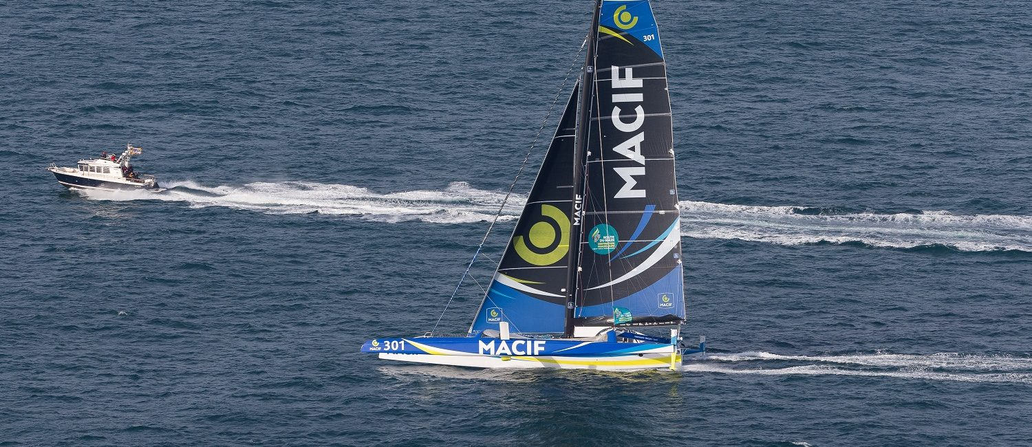 Route du Rhum – Destination Guadeloupe – Photos du bord