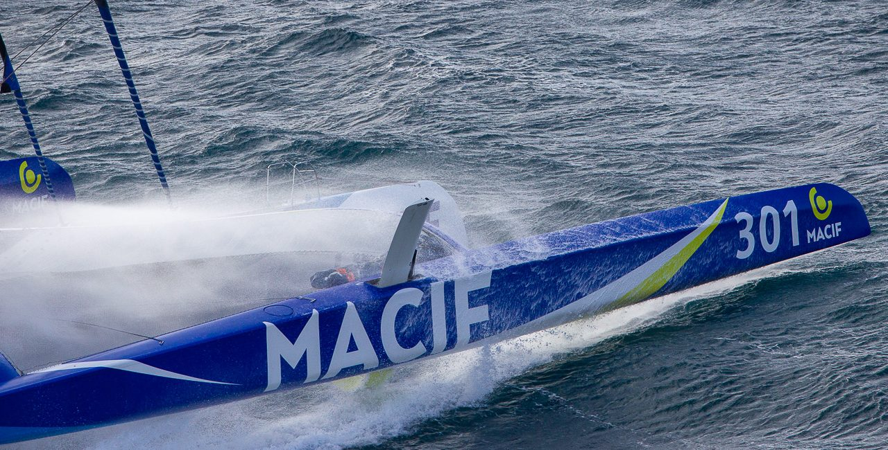 trimaran MACIF : l'option qui donne du piment